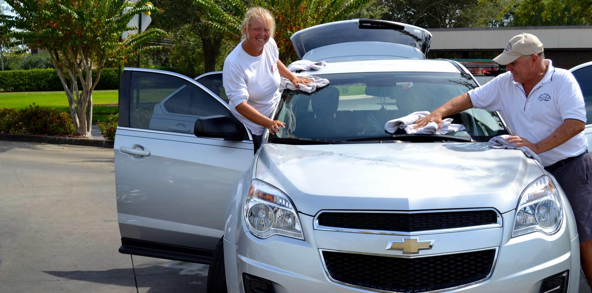 Car Wash Roosevelt Jacksonville Fl